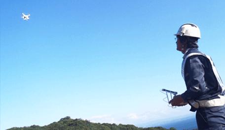 ドローンは空の産業革命